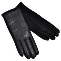 Перчатки женские, комбинированные -30