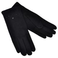 Перчатки женские, трикотажные -05