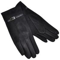 Женские перчатки для сенсорных экранов (black)