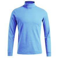 Водолазка голубого цвета, мужская (Nihol)