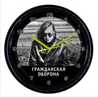 """Рок-часы """"Егор Летов"""""""
