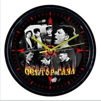 """Рок-часы """"Сектор Газа"""""""
