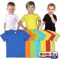 """Футболка детская """"Bonito"""" (цвет на выбор), 1-4 года"""