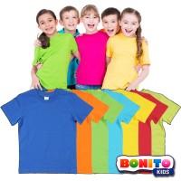 """Футболка детская """"Bonito"""" (цвет на выбор), 4-8 лет"""