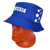 "Панама ""Russia"" (синий)"