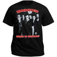 "Футболка ""Rammstein (made in Germany)"""