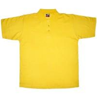 "Рубашка-поло желтая ""RIA"" (Индия)"