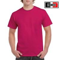 Футболка Lyon (Индия), цвет Бордовый