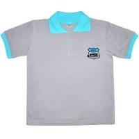 """Рубашка-поло детская """"Route 66"""""""