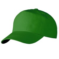 Бейсболка зеленая (тонкая)