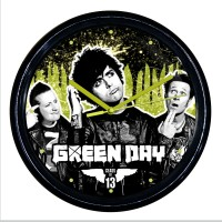 "Рок-часы ""Green Day"" (class of 13)"