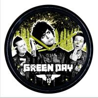 """Рок-часы """"Green Day"""" (class of 13)"""