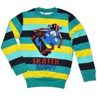 "Толстовка детская ""Skater robot"""