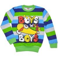 "Толстовка детская ""Boys will be boys"""