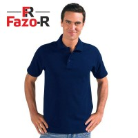 Поло однотонное (Fazo-R), джинс