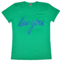 "Футболка женская ""New York"""