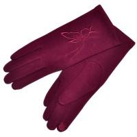 Женские перчатки для сенсорных экранов -02