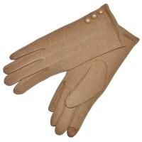 Женские перчатки для сенсорных экранов -08