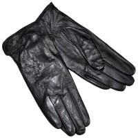 Перчатки женские, натуральная кожа -21