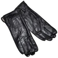Перчатки женские, натуральная кожа -25