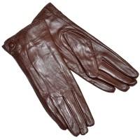 Перчатки женские, натуральная кожа -28