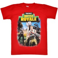"Футболка подростковая ""Fortnite battle royale"""