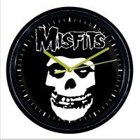 """Рок-часы """"Misfits"""" -01"""