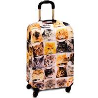 """Чехол на чемодан """"Кошки"""""""
