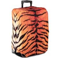 """Чехол на чемодан """"Спина тигра"""""""
