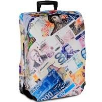 "Чехол на чемодан ""EURO"""