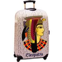 """Чехол на чемодан """"Cleopatra"""""""