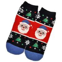 """Носки женские """"Санта и ёлка"""""""