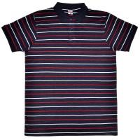"""Рубашка-поло """"Полоса"""" (Fazo-R) -04"""
