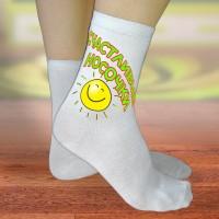 Женские счастливые носочки