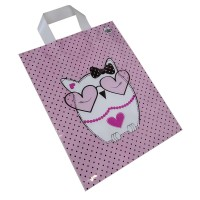 """Пакет подарочный """"Розовое настроение"""""""