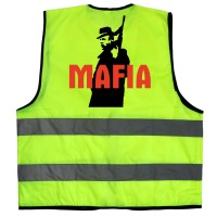 "Жилет светоотражающий ""Mafia"""