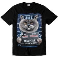 "Футболка ""Bad Cat"""