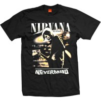 """Футболка """"Nirvana"""" (Nevermind)"""