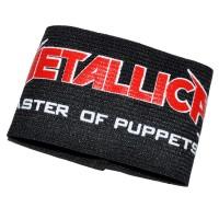 """Напульсник """"Metallica (Master of Puppets)"""""""