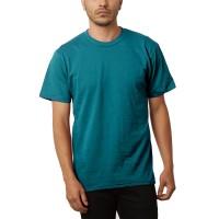 Футболка мужская Classic Premium (сине-зеленый)