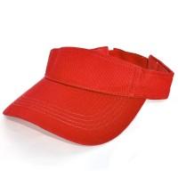 Козырек солнцезащитный (красный)