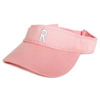Козырек солнцезащитный (розовый)