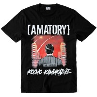 """Футболка """"Amatory (Космо-камикадзе)"""""""