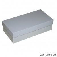 """Коробка подарочная """"Белый лак"""""""
