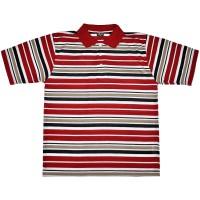 """Рубашка-поло """"Полоса"""" (Индия) -09"""