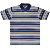 """Рубашка-поло """"Полоса"""" (Индия) -11"""