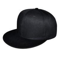 """Черная кепка с прямым козырьком """"Adamson"""""""