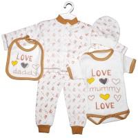 """Набор для новорожденного """"I Love Mummy"""""""