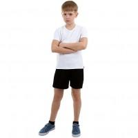 Шорты для мальчика, черные (Россия)