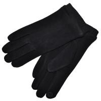Перчатки мужские для сенсорных экранов -1 (black)
